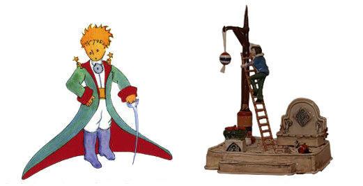 il piccolo principe: antoine de saint exupery e rita cafaro